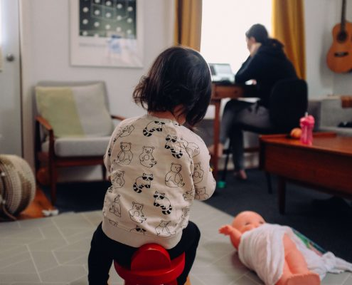 Employees who are working from home may need more support from employers.